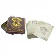 HARRY POTTER Mazzo 54 CARTE DA GIOCO Poker Ramino PLAYING CARDS Paladone