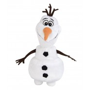 FROZEN Plush OLAF Snow Man BIG 35cm ORIGINAL Official DISNEY