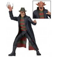 Figura Action 18cm FREDDY KRUEGER da NEW NIGHTMARE Originale NECA USA