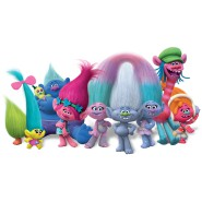 TROLLS Movie OFFICIAL PLUSH Big 40cm CHOOSE CHARACTER Troll Bergen ORIGINAL Top Quality