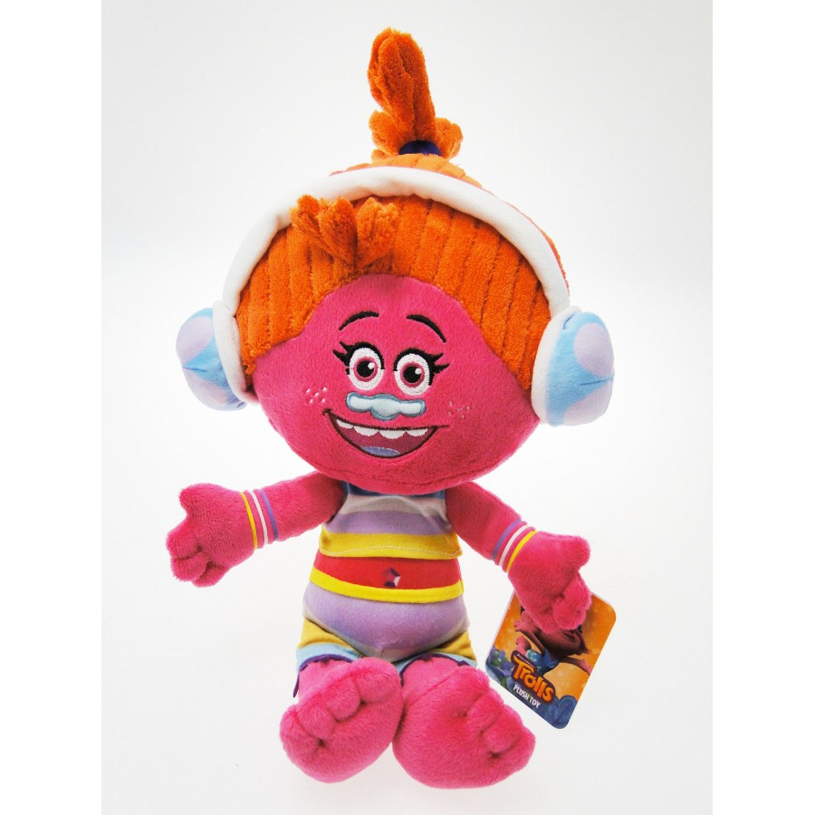 Trolls Movie Official Plush Big 40cm Choose Character