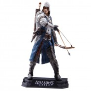 ASSASSIN'S CREED Figura Action CONNOR Versione COLOR TOPS 18cm Mc Farlane USA
