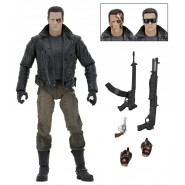 Terminator POLICE STATION ASSAULT Action Figure 18cm T-800 Ultimate ARNOLD SCHWARZENEGGER Neca