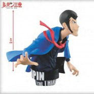 Figure Statue LUPIN The Third Blue Jacket 26cm BANPRESTO Master Stars Piece