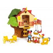 CASA Casetta SULL'ALBERO TOPOLINO Mickey Mouse ClubHouse Playset LUCI SUONI Originale IMC Toys