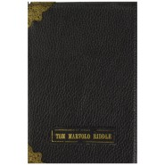 HARRY POTTER Journal Diary TOM RIDDLE Voldemort HORCRUX Official NOBLE COLLECTION Marvolo