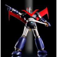 MODEL Figure GREAT MAZINGER Kurogane Finish BANDAI Super Robot Chogokin SRC