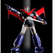 MODEL Figure GREAT MAZINGER Kurogane Finish BANDAI Super Robot Chogokin SRC