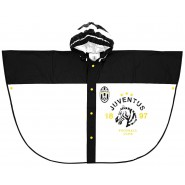 JUVENTUS RainCoat PONCHO Original OFFICIAL Perletti