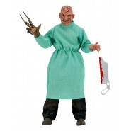 Figura Action FREDDY KRUEGER Chirurgo Nightmare on Elm Street 4 DREAM MASTER Retro DOLL NECA Originale