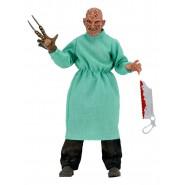 Figura Action FREDDY KRUEGER Chirurgo Nightmare on Elm Street 4 DREAM MASTER Retro DOLL NECA Originale