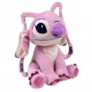 Peluche ANGEL Aliena ROSA amica STITCH Versione GRANDE 28cm Originale DISNEY Lilo Stich