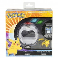 POKEMON Sun Moon SPECIAL BOX Z-RING Bracelet + CRYSTALS + PIKACHU Figure TOMY Nintendo DS