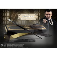 Animali Fantastici BACCHETTA Magica di PERCIVAL GRAVES con BOX OLIVANDER Originale NOBLE Harry Potter