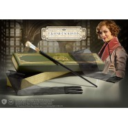Animali Fantastici BACCHETTA Magica di QUEENIE GOLDSTEIN con BOX OLIVANDER Originale NOBLE Harry Potter