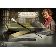 Animali Fantastici BACCHETTA Magica di QUEENIE GOLDSTEIN con BOX OLIVANDER Originale NOBLE Harry Potter