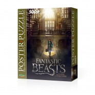 FANTASTIC BEASTS Congress MACUSA Hall NEWT SCAMANDER Puzzle MAGIC POSTER 500 Pieces