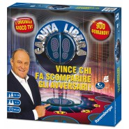 CADUTA LIBERA ADULT EDITION Canale 5 JERRY SCOTTI Board Game RAVENSBURGER