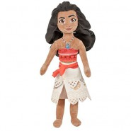 Plush MOANA Vaiana 25cm from OCEANIA Movie Original DISNEY Official Beanie