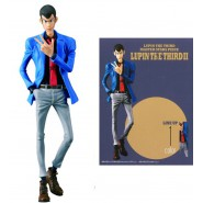 LUPIN III The Third FIGURE Statue 26cm SERIE 2 Master Stars Piece BANPRESTO