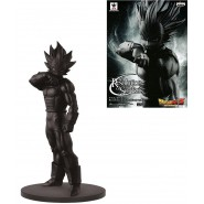 DRAGONBALL Z Figura VEGETA Super Saiyan BLACK Color 18cm RESOLUTION OF SOLDIERS Vol. 2 Banpresto