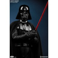 Figura Action 35cm DARTH VADER da STAR WARS VI Ritorno Jedi SCALA 1/6 HOT TOYS