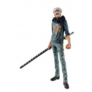 ONE PIECE Figura Statua 26cm TRAFALGAR LAW Special Version NO BOX serie MASTER STARS PIECE Banpresto