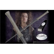 Magical Wand BELLATRIX LESTRANGE Original Harry Potter NOBLE COLLECTION Character Edition