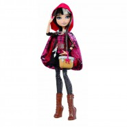 Ever After High CERISE HOOD Bambola Figura Mattel BJG61