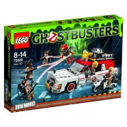 GHOSTBUSTERS Kit ECTO-1 and ECTO-2 Playset LEGO 75828