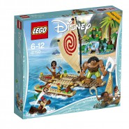 VAIANA OCEANIA Viaggio Sull' OCEANO Disney Princess LEGO 41150