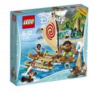 VAIANA MOANA Travel on the OCEAN Disney Princess LEGO 41150