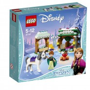 FROZEN ANNA 's Adventure on SNOW Disney Princess LEGO 41147