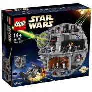 DEATH STAR Morte Nera NAVE SPAZIALE Costruzioni STAR WARS Lego 75159