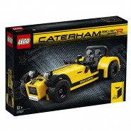 Building Model CATHERAM SEVEN 620R Lego IDEAS 21307