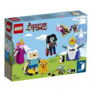 PLAYSET Figures ADVENTURE TIME Lego IDEAS 21308