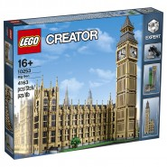 Building Playset BIG BEN London LEGO CREATOR Expert 10253