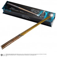 FANTASTIC BEASTS Magical WAND With LIGHT Illumnating Tip NEWT SCAMANDER WAND Original NOBLE Harry Potter