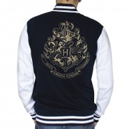 HARRY POTTER Felpa College HOGWARTS Logo UFFICIALE AbyStyle WARNER BROS