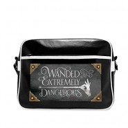 ANIMALI FANTASTICI Borsa Tracolla WANDED AND DANGEROUS 38x29cm Ufficiale WARNER BROS Harry Potter