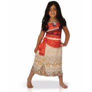 Carnival COSTUME of VAIANA from Movie MOANA ORIGINAL Disney Rubie's
