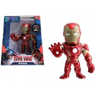IRON MAN Figura Statuetta 10cm METALLO da Captain America Civil War JADA Toys