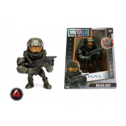 MASTER CHIEF Figure Statue 10cm DieCast METAL from HALO Original JADA TOYS
