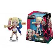 HARLEY QUEEN da Suicide Squad FIGURA Statuetta 10cm METALLO Dc Comics JADA Toys