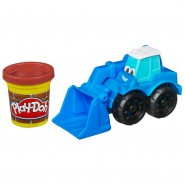 Set Gioco PLAY-DOH Diggin Rigs ROLLAND Il Compressore VEICOLO e PASTA Tonka Chuck and Friends HASBRO