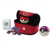 POKEMON Set TRAINER KIT + Figure MEGA GENGAR and Pokeballs TOMY Official