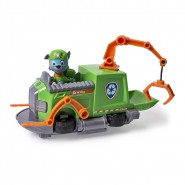 PAW PATROL Playset Vehicle ROCKY 's TUGBOAT Ship Boat Basic SPIN MASTER