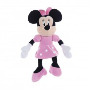 Peluche MINNIE Mouse Topolina 30cm ORIGINALE Ufficiale DISNEY