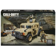 LIGHT ARMOR FIREBASE Base Artigliera Playset COD Call Of Duty KIT Mega Bloks Costruzioni