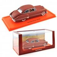 TIN TIN Model Car BUICK ROADMASTER DieCast Scale 1/43 With FIGURES Original ATLAS TINTIN